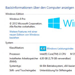 Beispiel-Betriebssystem